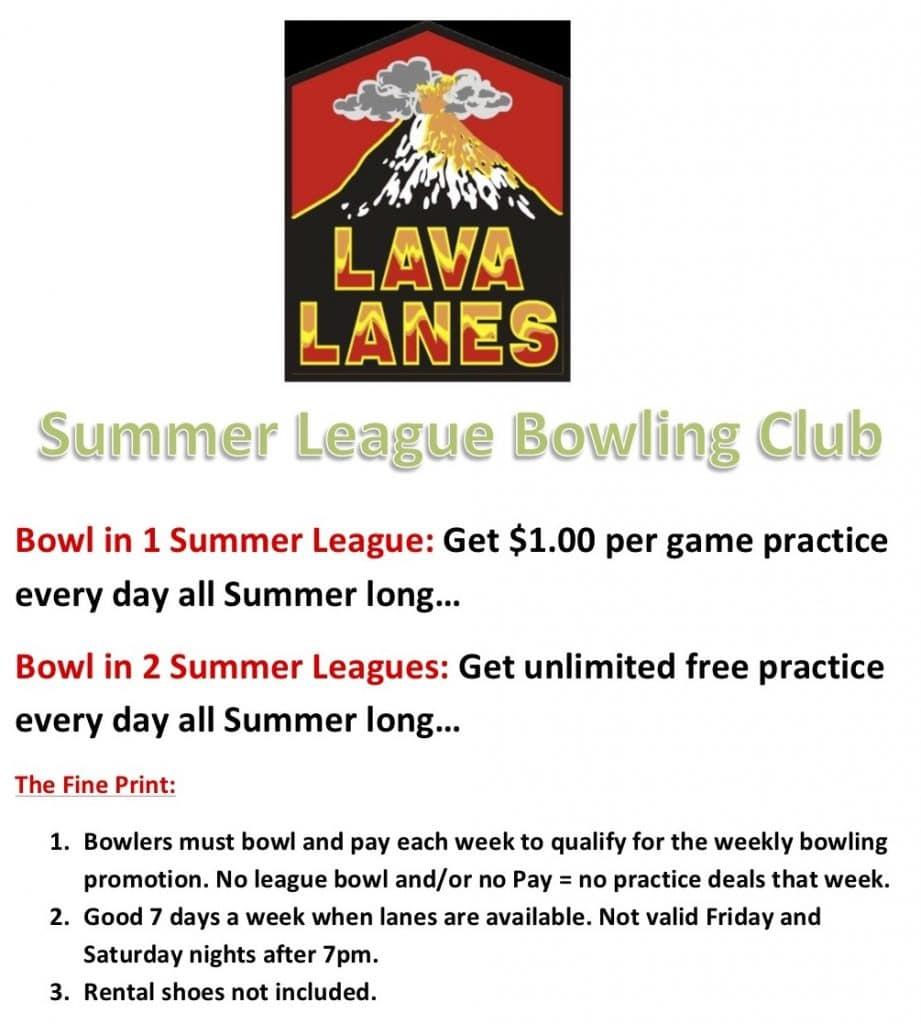Summer Bowling Club